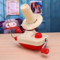 Wholesale swift accessories for sale - Group buy Handheld Yarn Winder Swift Fiber String Ball Wool Winder Holder Practical String Winding Machine Sewing Accessories