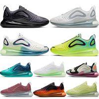 Wholesale hot se resale online - Hot Total Eclipse s Cushion Running Shoes Bubble Sea Forest Se Luminous Green Fossill Mens Women Designer Sport Sho