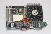 GENE-9310 REV: A1.0-A motherboard well tested With Fan cpu memory