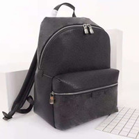 Wholesale campus handbag for sale - Group buy real leather pvc luxury trendy design handbag backpack for Men notebook Multicolor x40x20cmClassic campus trend design Backpacks for men