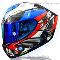 Full Face X14 BMmWw RR1000 Motorcycle Helmet anti-fog visor Man Riding Car motocross racing motorbike helmet-NOT-ORIGINAL-helmet