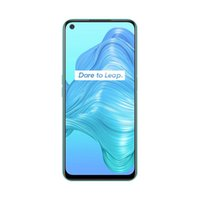 Wholesale Original Realme V5 G Mobile Phone GB RAM GB ROM MTK Octa Core Android quot Full Screen MP AI HDR Face ID Fingerprint Cell Phone