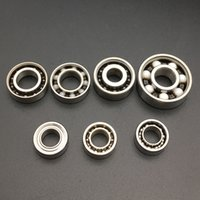 Wholesale ceramic toy set for sale - Group buy Finger Tip Gyro Bearing Stainless Steel Ceramic High Speed Mute UTQG