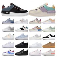Wholesale womens shoes platform fashion sneaker shadow Claystone Red Indigo Sail White grey black Spruce Aura Pale Ivory mens sports trainers outdoor