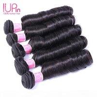 Wholesale vrigin hair resale online - Cheap Human Hair Bundle Wet And Wavy Human Hair Unprocessed Indian Spring Curly Bundles Vrigin Hair Weaves