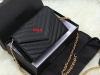 Wholesale launch box for sale - Group buy 2020 New products will be launched the famous French VIP brand ladies party leather handbags outdoor convenient mobile phone bags with box