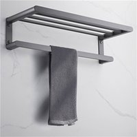 Customized family bathroom hanger, bath rack, clothing rack, sdfmulti-functional brand, high-end configuration07