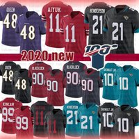 Wholesale 49er jerseys resale online - Brandon Aiyuk Javon Kinlaw Laviska Shenault Jr C J Henderson Patrick Queen Jersey Baltimores Ravens Jacksonville Jaguar er