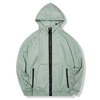 topstoney konng gonng spring and summer thin jacket fashion brand coat outdoor sun proof windbreaker Sunscreen clothing Waterproof