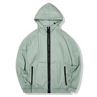 topstoney konng gonng spring and summer thin jacket fashion brand coat outdoor sun proof windbreaker Sunscreen clothing Waterproof
