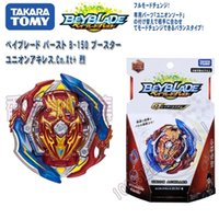 Wholesale beyblade burst gt resale online - 2019 New Genuine Takara Tomy BEYBLADEB urst GT B Metal Fusion Beyblade Burst Boy s Toy Kids Gifts Q1121