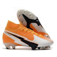 zapatos de fútbol para niños al aire libre al por mayor-MENS FG PRO PULSULCIONES DE FÚTBOL HI HI KIDS KOREA MBAPPE ROSA ZAPATOS MUJERES SUPERFLY SANCHO ELITE ALTERIOR CR7 Botas de fútbol Mercurial