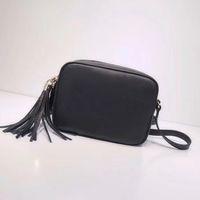 Wholesale genuine leather camera bag purse fashion shoulder bag cowhide handbag presbyopic card holder purse evening bag messenger women