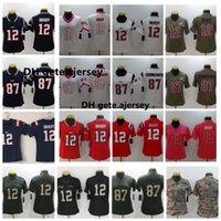 Wholesale patriots jerseys for sale - Group buy 2020 New England Patriots Mens Camo New Tom Brady Julian Edelman Rob Gronkowski Sony Michel Shirts Camo Football Jerseys