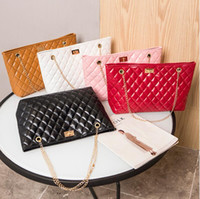Wholesale shop clothing resale online - women luxurys designers bags wallet purse bag Shoulder Bag Handbag solid color Shopping Folded Bag Tote Outdoor Handbags Cheap DHA2551