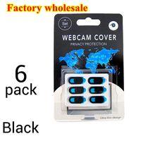 Hot sale in 2021 Camera Cover Plastic Sliding Shutter Magnet WebCam Cover Tablet Web Laptop PC Camera Mobile Phone Lenses Privacy Sticker