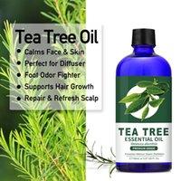 LAGUNAMOON 150Ml 100% Anti-wrinkle Essential Oil Pure Natural Tea Tree With Therapeutic Grade Moisturizing Aromatherapy