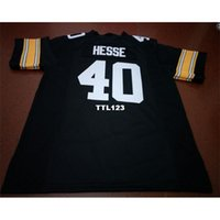 iowa hawkeyes jerseys 2021 - Men #40 Parker Hesse Iowa Hawkeyes Alumni College Jersey S-4XLor custom any name or number jersey