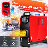 All In One 2KW 12V Air diesels Heater One Hole Car Heater For Trucks Motor-Homes Boats Bus +LCD key Switch+English Remote1