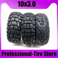 10x3.0 Tire with Inner and Outer Tube High Quality 10 Inch Off-Road 10*3 Tyre for Zero 10X 1 Electric Scooter Speedual Grace 101
