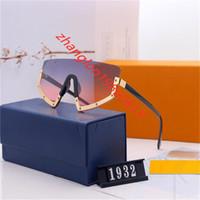 2021 Designers Luxury Sunglasses Stylish Fashion High Quality Polarized glasses for Mens Womens UV400.A16