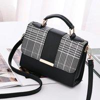 Wholesale women s messenger bag resale online - 2020 New Tide Women s Bags Messenger Bag Shoulder Bags Fashion Handbags Korean Version of Joker Shoulder Crossbody