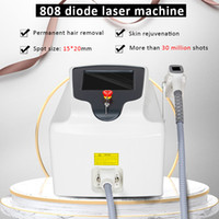 Wholesale hair remover laser for sale - Group buy diode Laser Hair Removal Machine Permanent nm diode Hair Remover Skin Rejuvenation Fast hair removal Salon Use