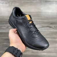Wholesale golf works for sale - Group buy Golf men of professional athletics leather boots businessman working walking shoes