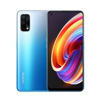 Wholesale Original Realme X7 G Mobile Phone GB RAM GB ROM MTK U Octa Core Android inches Full Screen MP Fingerprint ID Smart Cell Phone