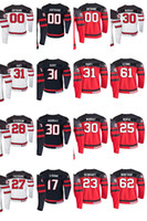 2019 IIHF World Championship Canada Hockey Jerseys Thomas Chabot Jersey Anthony Cirelli Sean Couturier Mark Stone Damon Severson Custom