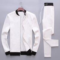 Fashion Tracksuits Men Leisure Sport Suit Men's Sportswear Jogger Set Cool Sweatshirt jogging suits free shipping