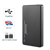 "HDD SSD USB3.0 2.5"" 5400RPM External Hard Drives 500GB 1TB 2TB USB Mobile Storages PS4 Portable Disk For PC Laptop Desktop"