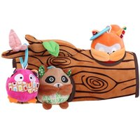Wholesale hid kid for sale - Group buy Hide Seek Games For Kids Plush Toys Dolls For Kids Brinquedos Kawaii Gift For Baby Montessori Plush Toy Kid Early Learning Z1127