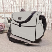 Shoulder Changing Bag for Newborn Gift Ideas Coated Canvas Diaper Bags Nappy Bolsa Comes with Change Mat