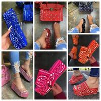 2021 Summer Woman Slippers Women Flat Platform Female Transparent Casual Shoes Ladies Non-Slip Women's Beach Footwear Plus Szie35-43