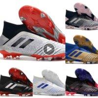 Wholesale paul pogba for sale - Group buy mwlGF Best Original PREDATOR MANIA Predator sneakersshoes Shoes Paul Pogba Crampons DB FG Soccer Shoes Men Outdo