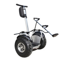New Golf Electric Cart Two Wheeled Self Balancing Scooters With APP 19 Inch 1200W 60V Off Road Golf Electric Scooter For Adults