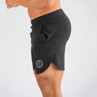 VQ FITNESS Summer Sports Shorts pocket running shorts Men Gym Fitness training Run Jogging Shorts Sweatpants Short Pants Outdoor C0222