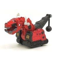 alloy Dinotrux Dinosaur Truck Removable Dinosaur Toy Car alloy car models mini toy 210226
