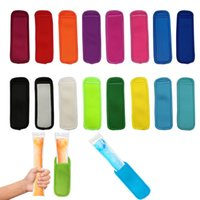 Neoprene Freezer Popsicle Holder Bags Ice Cream Tools Pop Insulator Sleeves
