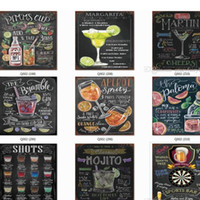 Dad's barbecue tin sign metal plate wall bar kitchen restaurant family art decoration retro wall sticker factory direct sale free delivery