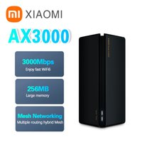 Xiaomi Youpin Wireless Router AX3000 WiFi 6 Mesh 3000Mbps Repeater 2.4G 5G Full Gigabit OFDMA VPN Signal Amplifier Extender PPPOE