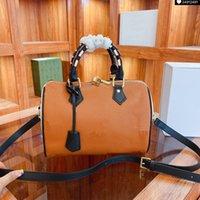 21FW Fashion women's handbag designer totes classic embossed pillow bag high quality cross body lady straddle shoulder bags