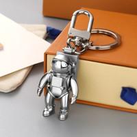 2020 Newest Keychain Key Chain Key Brands keychains Porte Clef Gift Men Women Souvenirs Car Bag Keychains with box adi-19A
