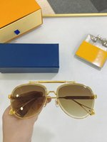 Men Sunglasses for women Latest selling fashion 0972 sun glasses mens sunglass Gafas de sol top quality glass UV400 lens with case