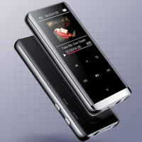 16gb mp3 player 2021 - MP3 Player 8GB 16GB 32GB MP3 Player With Bluetooth Festival Present 28 Different Language Portable HiFi Looseless Found E-book Screen Touch