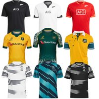 2021 2022 WALLABIES INDIGENOUS newZealand Australian New Rugby Zealand Fiji Kangaroos 21 22 all national team black shirt size S-5XL