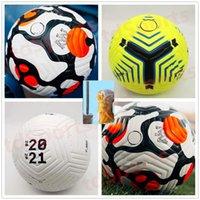 Club League 2021 2022 soccer Ball Size 5 high-grade nice match liga premer Finals 21 22 football (Ship the balls without air)