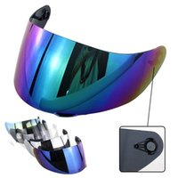 Wholesale Motorcycle Helmets Helmet Lens For SV K5 Full Face Parts Original Glasses Motorbike Shield Visor With Pinlock Hole