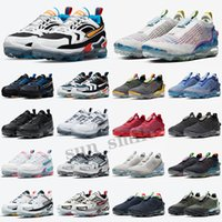 EVO 2020 FK Running Shoes Men Women Evolution of Icons Multi-Color Trainers black Wolf Grey Oreo Summit White Mens Outdoor Sports Sneakers Size 36-45